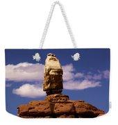 Santa Clause At Canyonlands National Park Weekender Tote Bag
