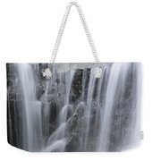 Scenic Waterfall In Borneo Rain Forest Weekender Tote Bag