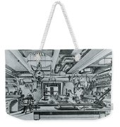 Scientific Expeditions Weekender Tote Bag