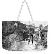 Scotland: Fishing, 1880 Weekender Tote Bag