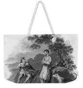 Scott: Ivanhoe, 1832 Weekender Tote Bag