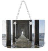 Scripps Pier La Jolla California 5 Weekender Tote Bag