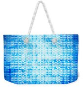 Seamless Honeycomb Pattern Weekender Tote Bag