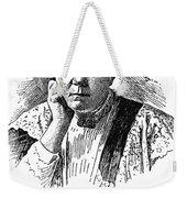 Selma Lagerlof (1858-1940) Weekender Tote Bag