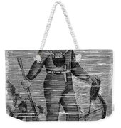 Sevastopol: Diver, 1858 Weekender Tote Bag