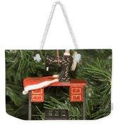 Sewing Machine Ornament Weekender Tote Bag