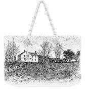 Shays Rebellion, 1787 Weekender Tote Bag