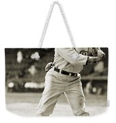 Shoeless Joe Jackson  (1889-1991) Weekender Tote Bag