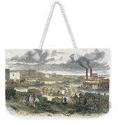 Shreveport Levee, 1872 Weekender Tote Bag