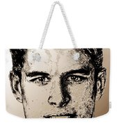 Sidney Crosby In 2007 Weekender Tote Bag