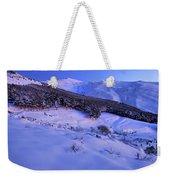 Sierra Nevada National Park Weekender Tote Bag