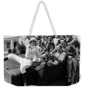 Silent Still: College Weekender Tote Bag