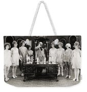 Silent Still: Showgirls Weekender Tote Bag