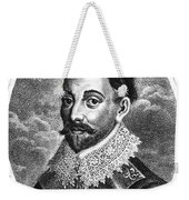 Sir Francis Drake, English Explorer Weekender Tote Bag