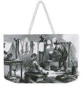 Slaves In Union Camp Weekender Tote Bag
