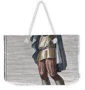 Slide Trumpet, 1723 Weekender Tote Bag