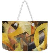 Small Composition I Weekender Tote Bag