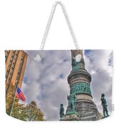 Soldiers And Sailors Monument In Lafayette Square Weekender Tote Bag