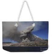 Soufriere Hills Eruption, Montserrat Weekender Tote Bag