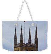 Southwark Cathedral London Weekender Tote Bag