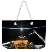 Space Shuttle Atlantis Payload Bay Weekender Tote Bag
