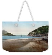 Spain: San Sebastian Weekender Tote Bag