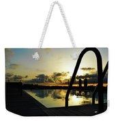Spanish Sunrise Weekender Tote Bag