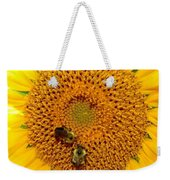 Spider And The Bees Weekender Tote Bag
