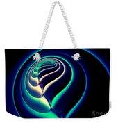 Spiral-2 Weekender Tote Bag