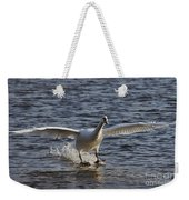 Splashdown - Water Skiing Weekender Tote Bag