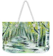 Spring Weekender Tote Bag by Shana Rowe Jackson