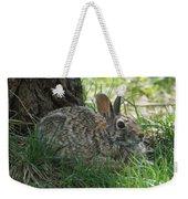 Spring Time Rabbit Weekender Tote Bag