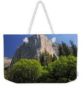 Spring Views Of El Capitan Weekender Tote Bag
