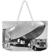 Spruce Goose Hull On The Move Weekender Tote Bag