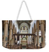 St Edmund King And Martyr Southwold Weekender Tote Bag