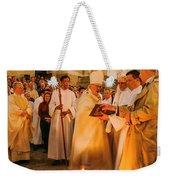 St James Cathedral Weekender Tote Bag