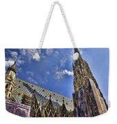 St Stephens - Vienna Weekender Tote Bag