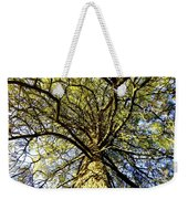 Stalwart Pine Tree Weekender Tote Bag