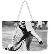 Stan Coveleski (1889-1984) Weekender Tote Bag