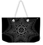 Star Fish Kaleidoscope Weekender Tote Bag