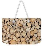 Star Sand Foraminiferans Weekender Tote Bag