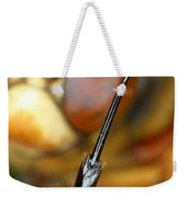 Stinger Of The Cicada Killer Wasp Weekender Tote Bag