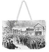 Striking Women, 1860 Weekender Tote Bag