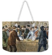 Suffrage: Woodhull Sisters Weekender Tote Bag