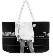 Sugar Ray Robinson Weekender Tote Bag