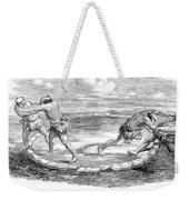 Sumo Wrestling, 1853 Weekender Tote Bag