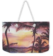 Sunrise At Cattlewash 2 Weekender Tote Bag