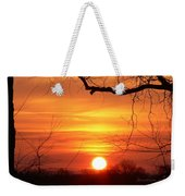 Sunrise In Tennessee Weekender Tote Bag