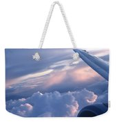 Sunrise Over The Wing Weekender Tote Bag