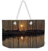Sunset Weekender Tote Bag by Joana Kruse